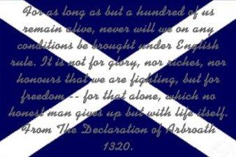 scotland expelled the english
